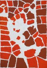Lorna Napanangka (1961 - ) - Marrapinti 99 x 70cm