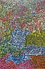 Josie & Janice Petrick Kemarre - Bush Berry Dreaming, 2004 170 x 110cm, Josie Petrick Kemarre, Click for value
