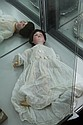 German Bisque Head Doll with Timber Body