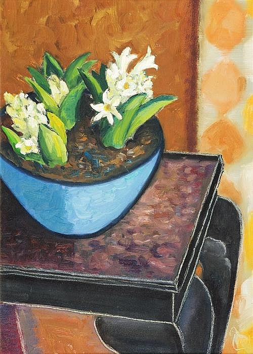 JAMES CANT (1911-1983) - Still Life oil on board