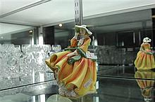 Royal Doulton Figure 'Top O' The Hill' HN2127