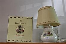 Royal Doulton Bunnykins Lamp