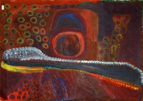 Nada Rawlins - Nurtukurangu, 1992 each 56 x 76cm