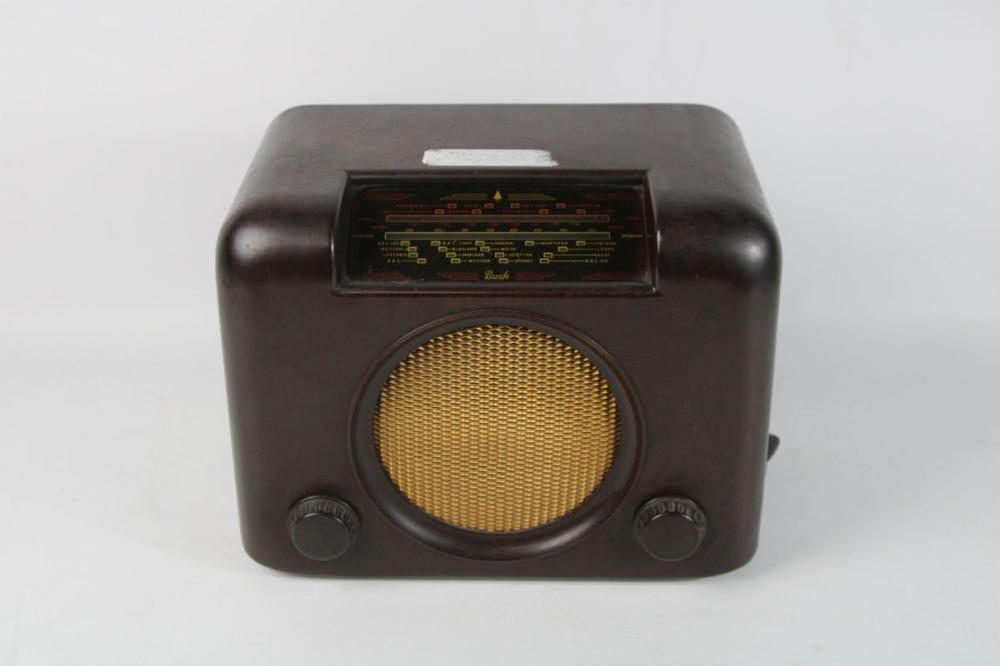 Bush Bakelite Radio