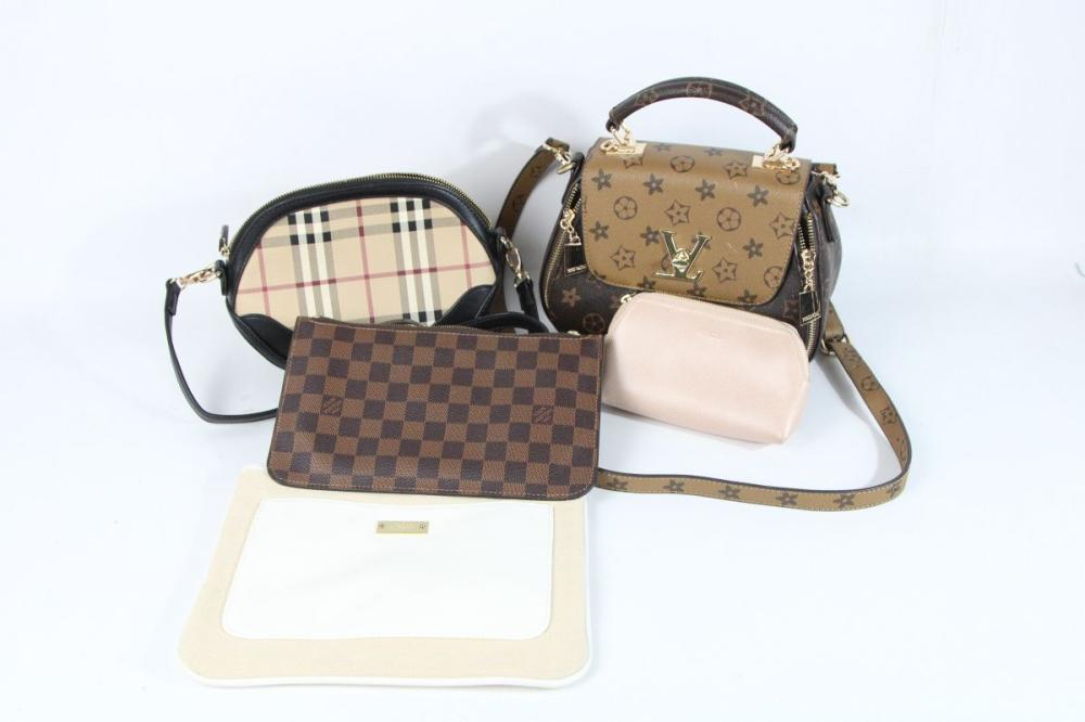Collection of Ladies Monogram Bags