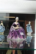 Royal Doulton Figure 'Charlotte' HN 2421