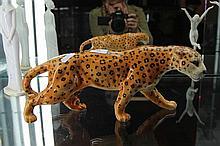 Beswick Leopard