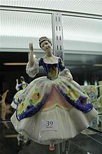 Royal Doulton ' Christine' HN 2792