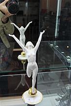 Hutschenreuther Art Deco Nude Figure