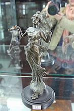 Art Nouveau  Lady Figure
