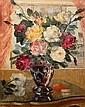 ADELIO ZEELIE (ZAGNIE) - Still Life, Johannesburg 1961 65 x 48cm, Adelio Zagni Zeelie, Click for value