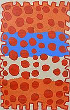 Patrick Tjungurrayi (1943 - ) - Tingari 94 x 59cm