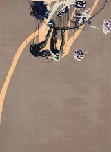 BRETT WHITELEY (1939 - 1992) Swinging Monkey 3, 1965 screenprint, ed. 21/70 76 x 56 cm (frame: 88 x 67 x 2 cm) signed lower right