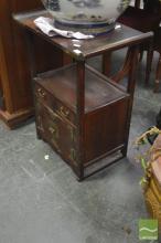 Oriental Side Cabinet