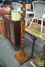 Timber Cherub Figure Lamp Base