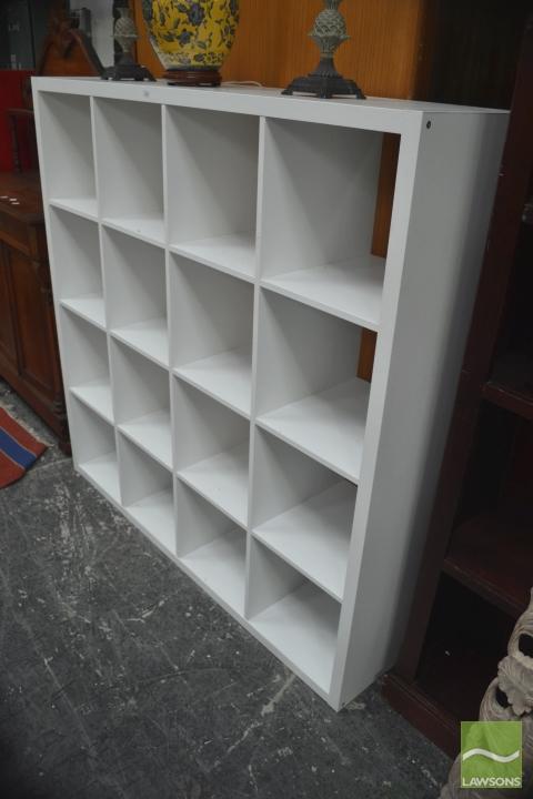 Large 4 X 4 Display Shelf