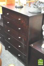 Modern Chest of 6 Drawers