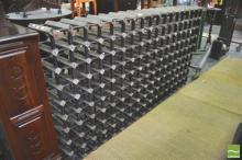 Unusually Large Wine Rack