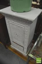 Painted Pot Cupboard