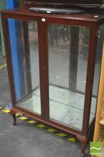 Raised Display Cabinet