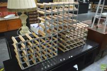 Collection of Wine Racks