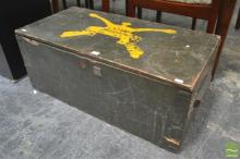 Australian Military Ammunition Box