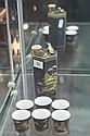 Lithophane Sake Set