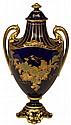 Royal Crown Derby Lidded Vase