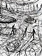 MARK HANHAM (born 1978) - Walk of Life oil on canvas, Mark Hanham, Click for value