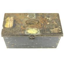 Rear Admiral Harold Bruce Farncomb RAN, CB, DSO, MVO Naval Box