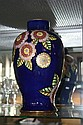 Carlton Ware Vase Decorated with Flowers