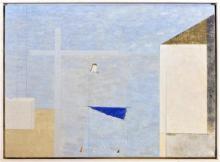 Artist Unknown (XX) - 'Un Angelo Ha Lasciato La Sua Casa,' 1997 112 x 152cm