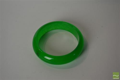 Chinese Green Possibly Jade Bangle