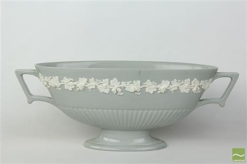 Wedgwood Queensware Embossed Tureen