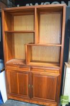 Large Chinese Two Door Cabinet