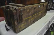 Timber Ammo Box