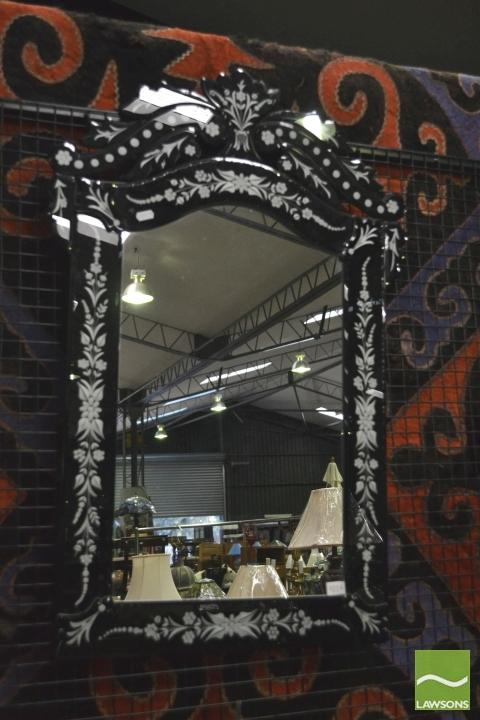 Venetian style mirror for Venetian style home