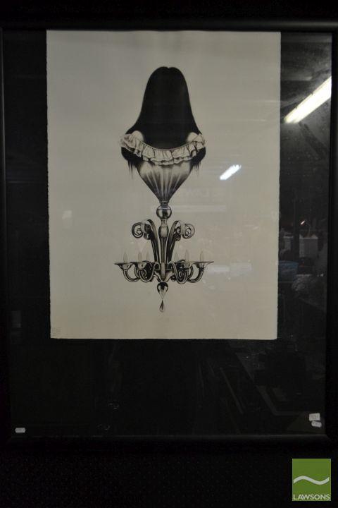 'Christie Torington 'Untitled