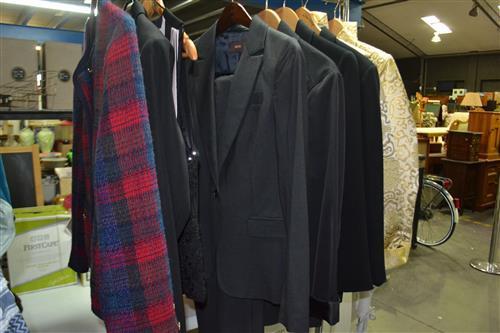 Selection of Designer Jackets incl Lisa Ho, Adele Palmer, Karen Millen Dress, Reiss, Country Road & Elle