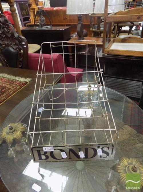 Bonds Display Stand