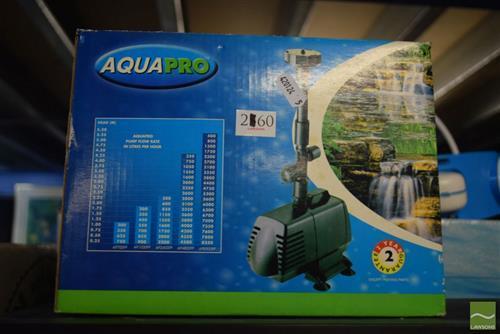 Aquapro Fountain Pump