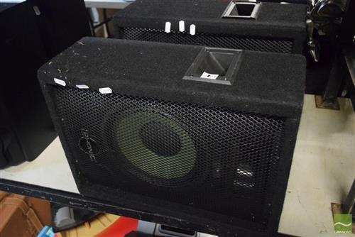 Pair of Floor Speakers