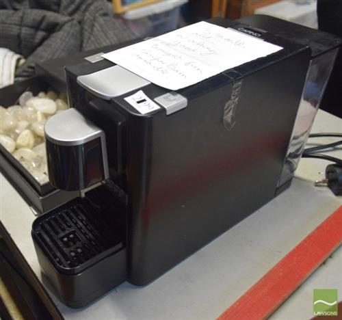 Capino Espresso Machine plus pods