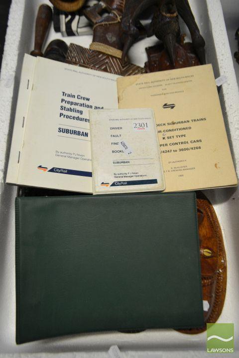 Collection of Railway Memorabilia Booklets