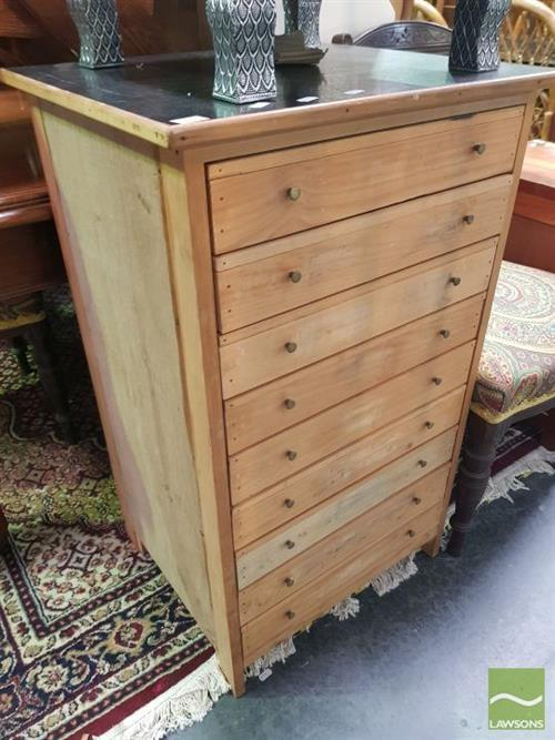Multi Drawer Collectors Cabinet