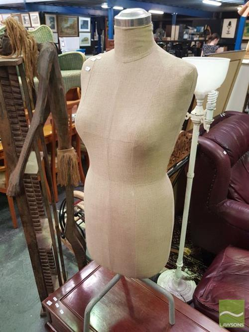 Dressmakers Mannequin on Stand