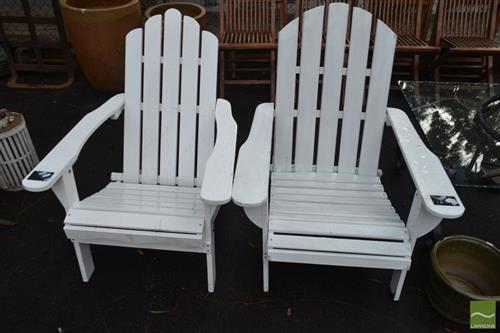 Pair of Sunrise Chairs