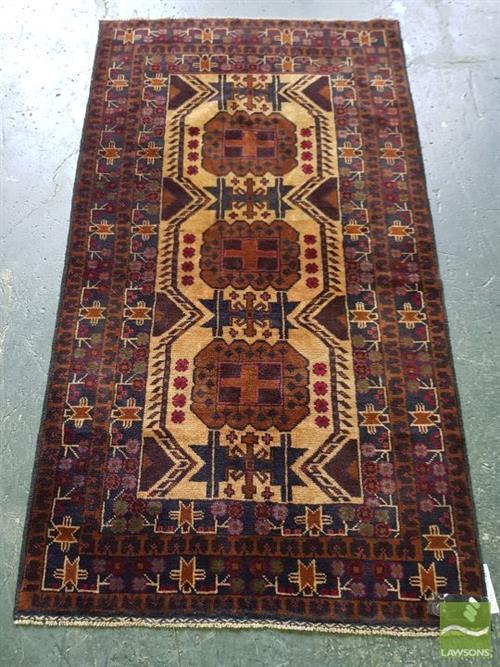 Persian Balouch (195 x 110cm)