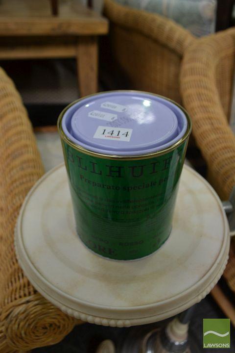 Tin of Marble Polish (1Ltr)