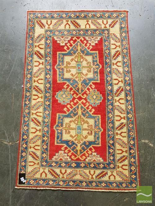 Afghan Kazak (155 x 90cm)